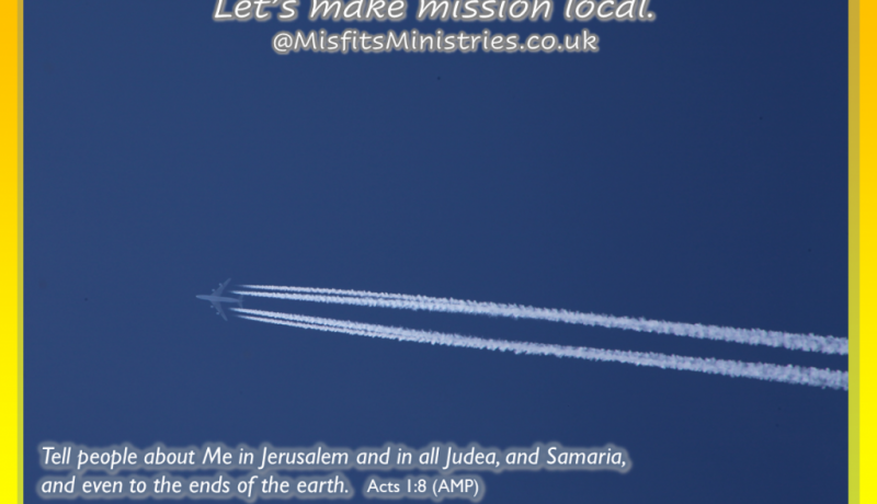 Let's make mission local