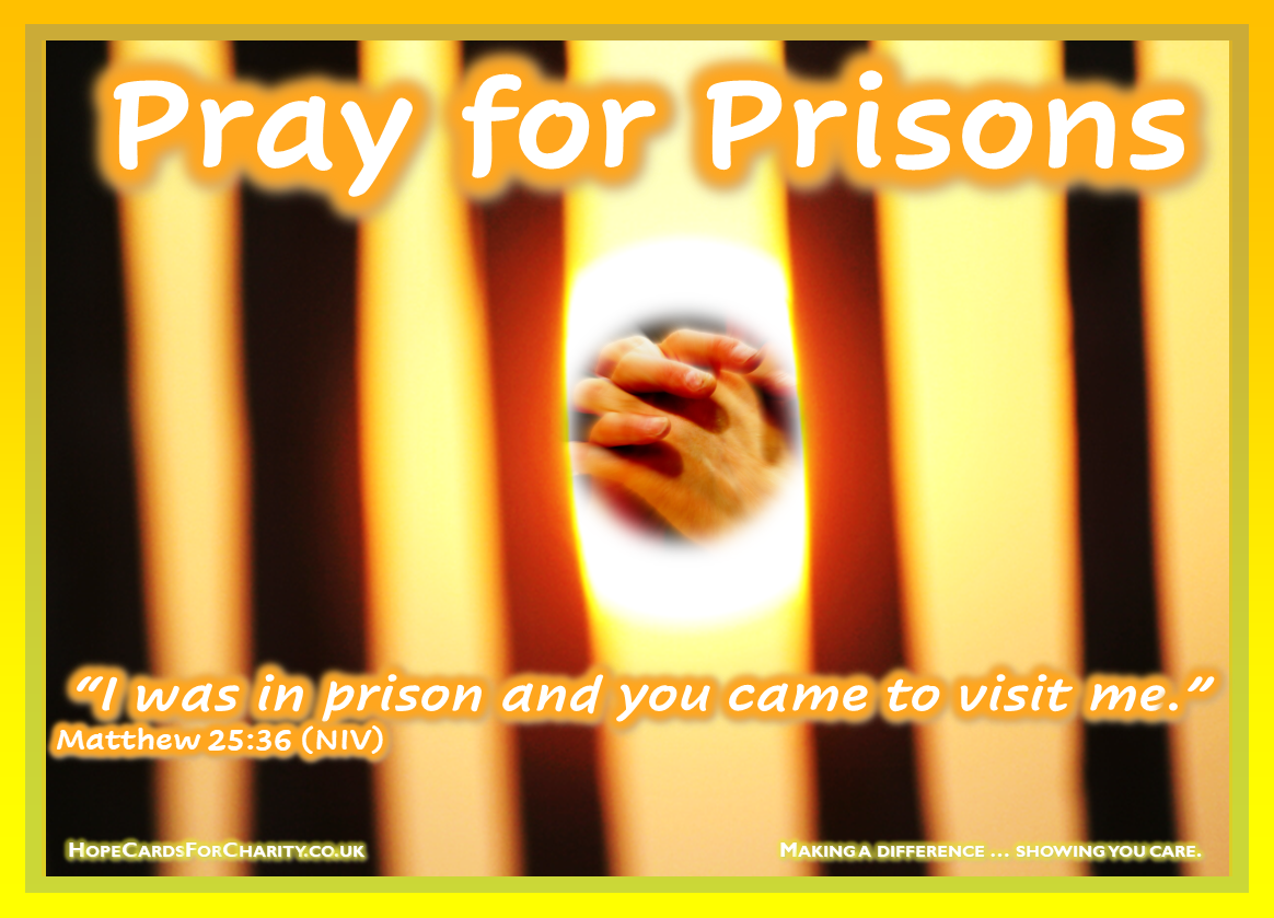 Pray for Prisons