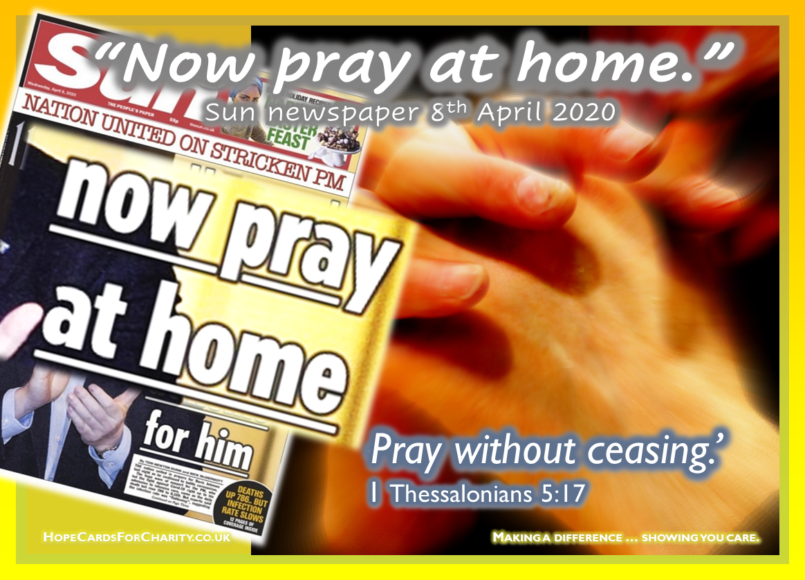 Pray without ceasing (1)