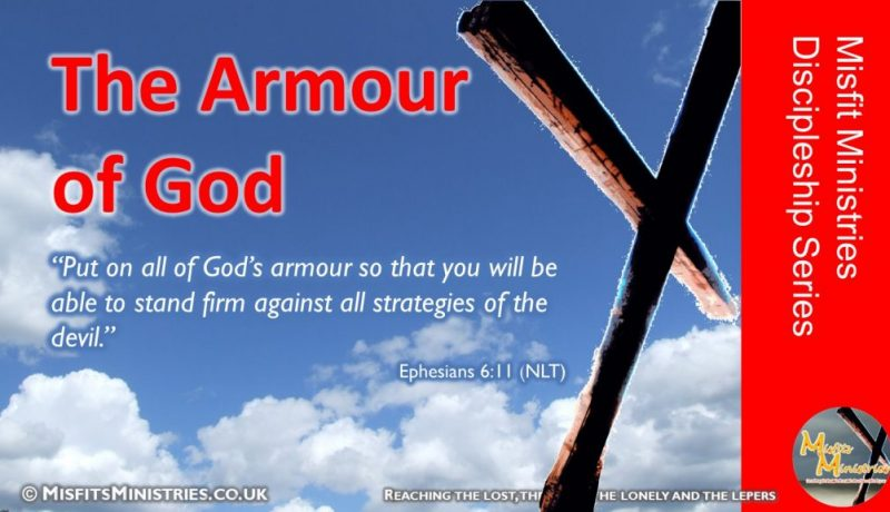 Discipleship Series 06 - The Armour of God