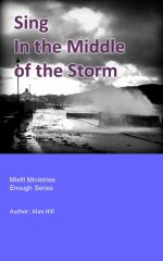 Sing in the Middle of the Storm is the fourth in a series of booklets produced by Misfits Ministries – reaching the lost, the least, the lonely and the lepers. The author explains that it's your attitude that determines your altitude, and if you can sing in the middle of the storm you can rise above it! And no matter how severe the storm, there's always a rainbow at the end.