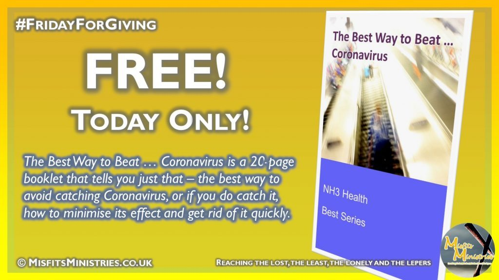 FridayForGiving - The Best Way to Beat Coronavirus