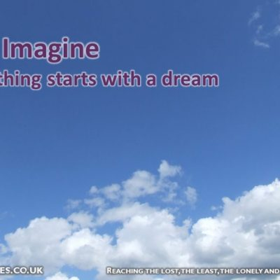 Enough Series - 7. Just Imagine - Everything starts with a dream