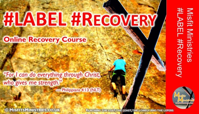 Misfits Ministries #LABEL #Recovery - Welcome