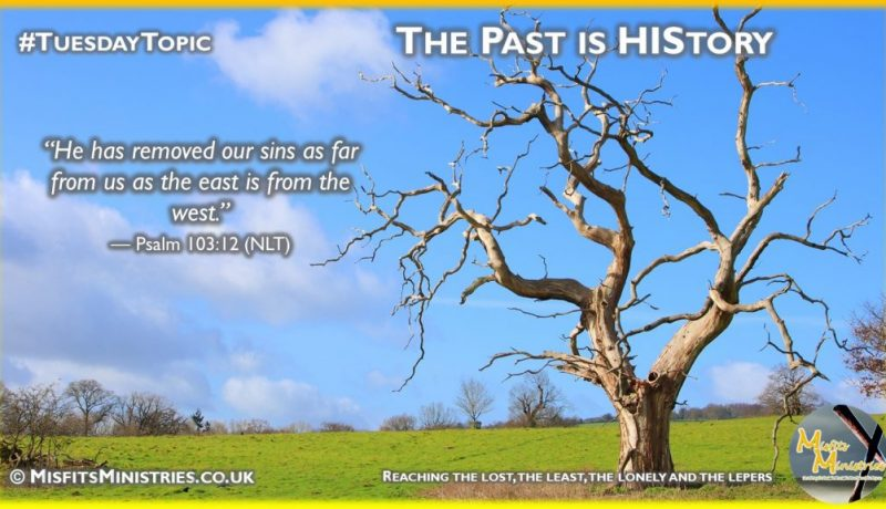 Tuesday Topic 2021wk13 - The Past is HIStory