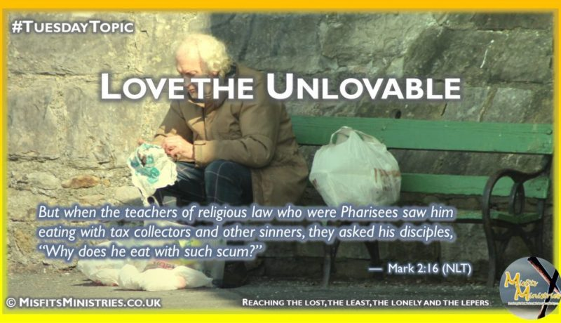 Tuesday Topic 2021wk21 - Love the Unlovable