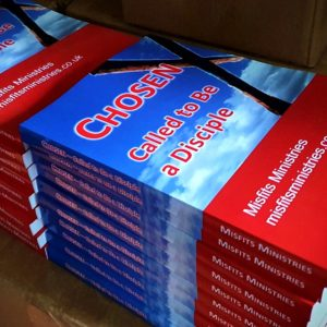 CHOSEN - Called to Be a Disciples (Paperback)